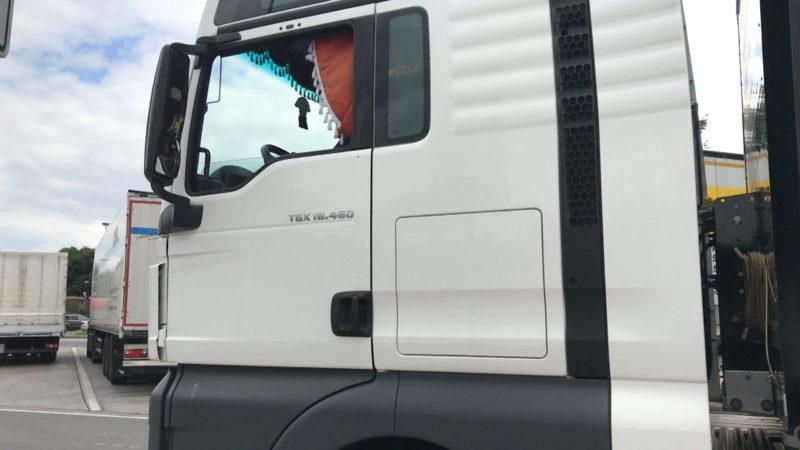 LKW-Fahrer dringend gesucht! (Foto: SAT.1 NRW)