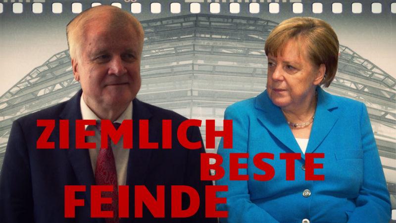 Wie zerrissen ist die CDU? (Foto: SAT.1 NRW)