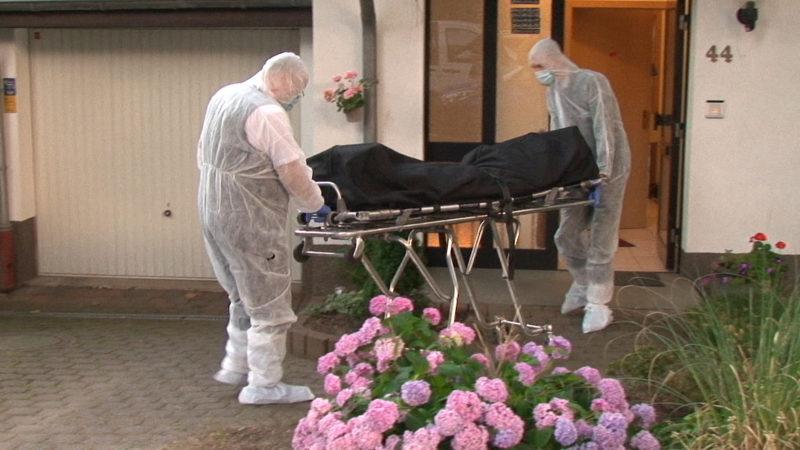 Mord im Einfamilienhaus (Foto: SAT.1 NRW)