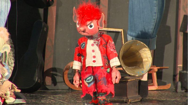 Puppentheater für Gefühle (Foto: SAT.1 NRW)