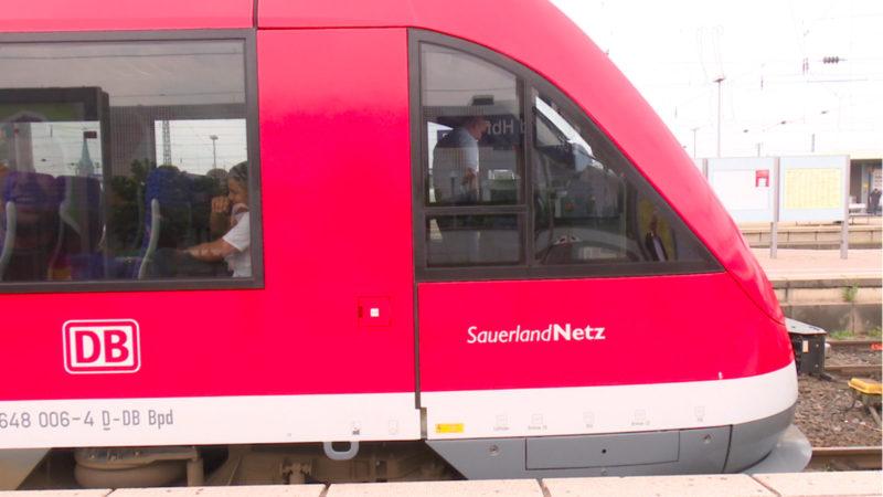 Immer mehr Übergriffe in Regiozügen (Foto: SAT.1 NRW)