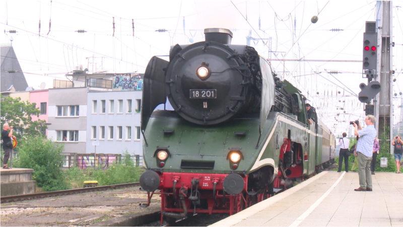 Eine Fahrt mit dem Rheingold (Foto: SAT.1 NRW)