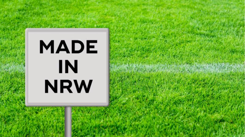 WM-Rasen kommt aus NRW (Foto: SAT.1 NRW)