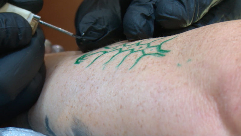 Tattoo-Trends 2018 (Foto: SAT.1 NRW)