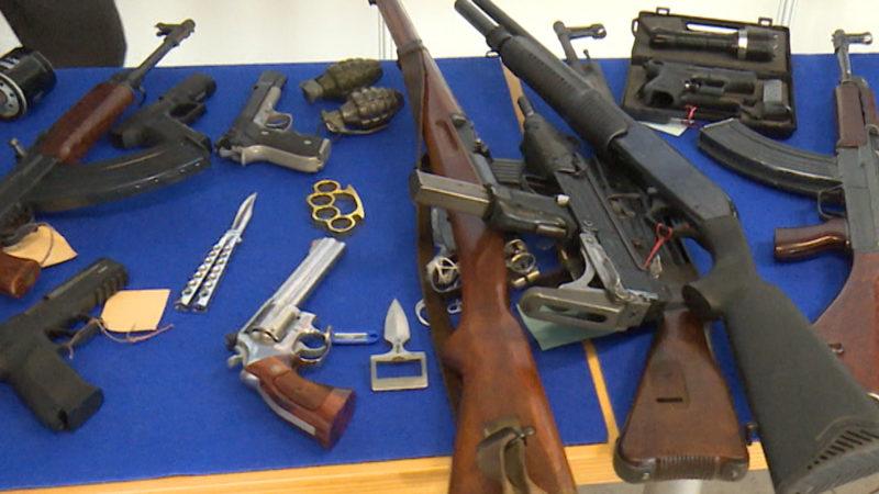 Waffenverbot am Dortmunder HBF (Foto: SAT.1 NRW)