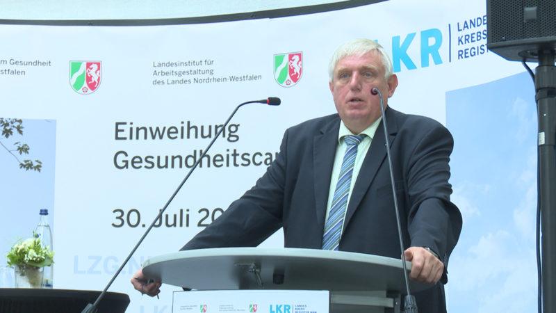 Neues Gesundheitszentrum in Bochum (Foto: SAT.1 NRW)