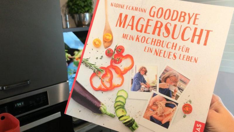 Kochen gegen Magersucht - Darüber hat eine Frau jetzt ein Buch geschrieben (Foto: SAT.1 NRW)