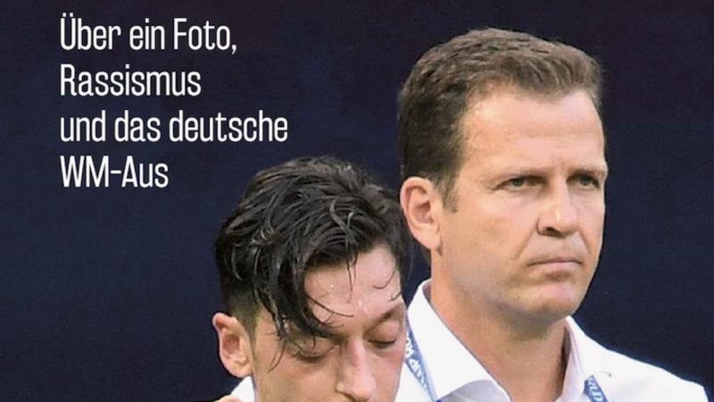 Özil-Buch - Ein Autor aus Altenberge schreibt über den Ex-Nationalspieler (Foto: SAT.1 NRW)