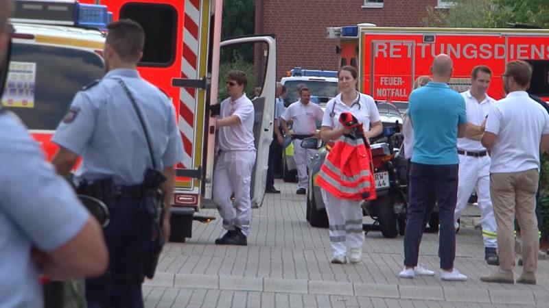 Vater tötet Tochter in Düsseldorf (Foto: SAT.1 NRW)