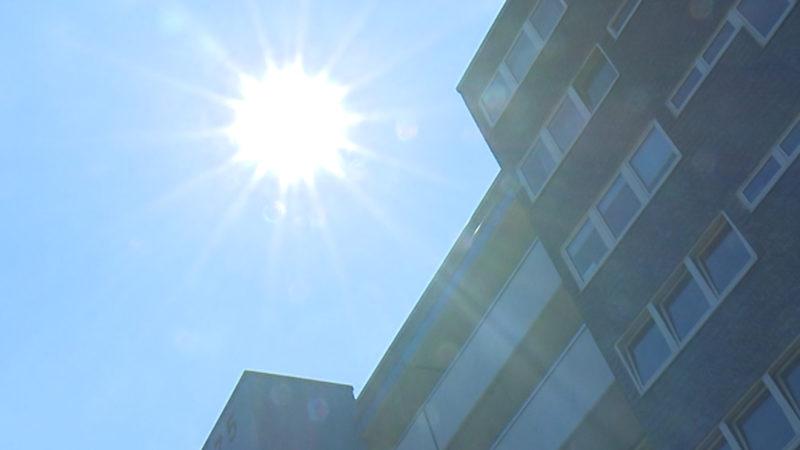 Arme leiden mehr - So macht die Hitze in Problemvierteln zu schaffen (Foto: SAT.1 NRW)