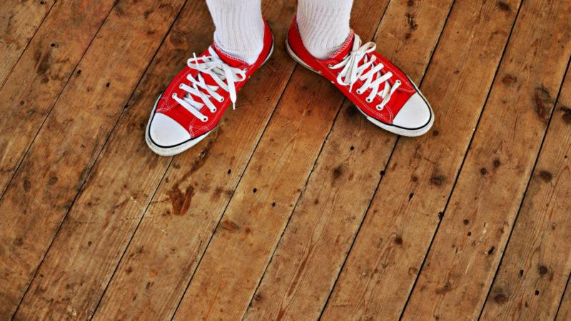 Sommertrend: Weisse Socken (Foto: SAT.1 NRW)