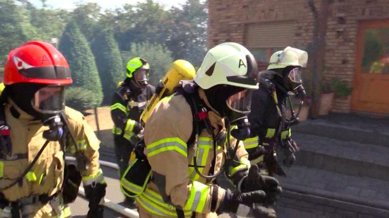Feuerwehr fehlen Einsatzkräfte (Foto: SAT.1 NRW)