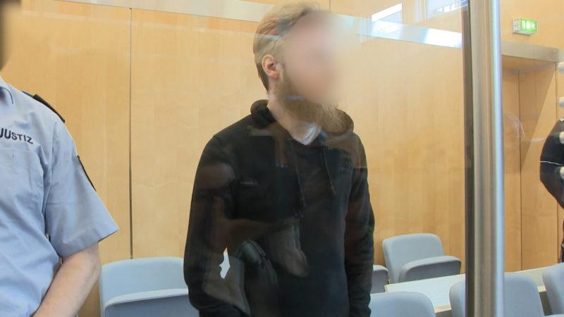 Haft für IS-Unterstützer (Foto: SAT.1 NRW)