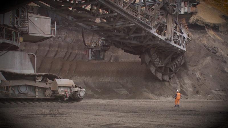 Zukunftsentwurf der Kohlekommission (Foto: SAT.1 NRW)