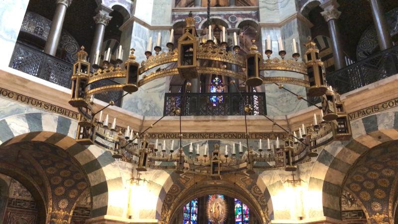 40 Jahre Weltkulturerbe - Ein Blick hinter die Kulissen des Aachener Doms (Foto: SAT.1 NRW)