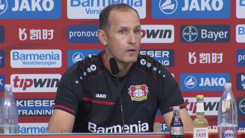 Leverkusen mit viel Mentalität gegen Bayern München (Foto: SAT.1 NRW)