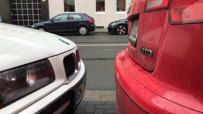 Weniger Parkplätze, mehr Parks (Foto: SAT.1 NRW)
