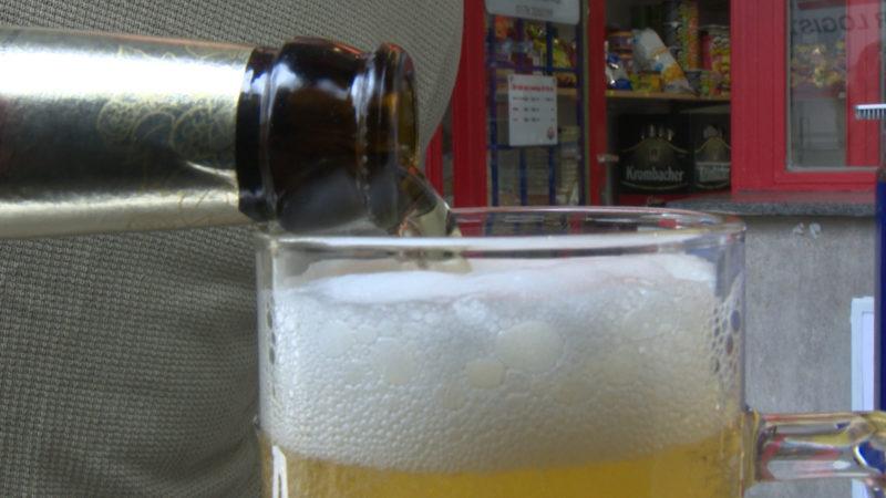 Das Bier wird teurer (Foto: SAT.1 NRW)