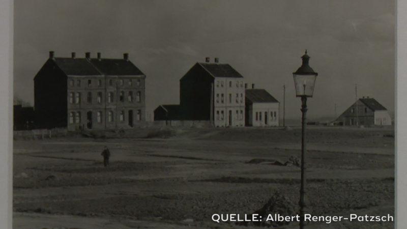 """""""Arbeiterhäuser, 1929"""" (Foto: SAT.1 NRW)"""