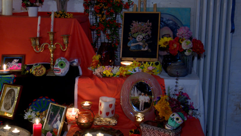 Fest der Toten (Foto: SAT.1 NRW)