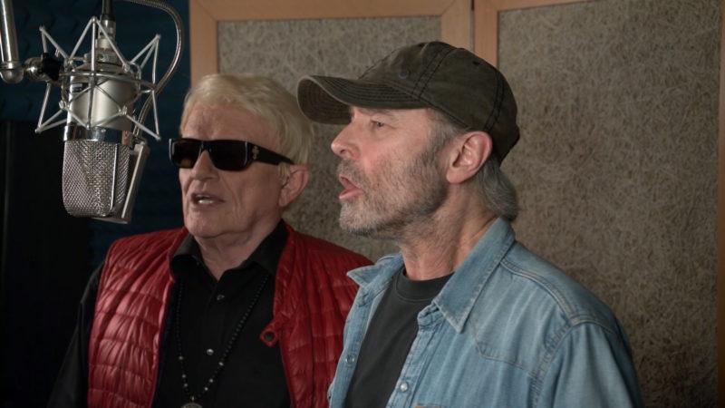 Wolfgang Petry und Heino rocken (Foto: SAT.1 NRW)