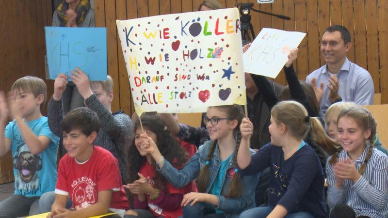 Im Namen der Gerechtigkeit- Duell zwischen Schülern (Foto: SAT.1 NRW)