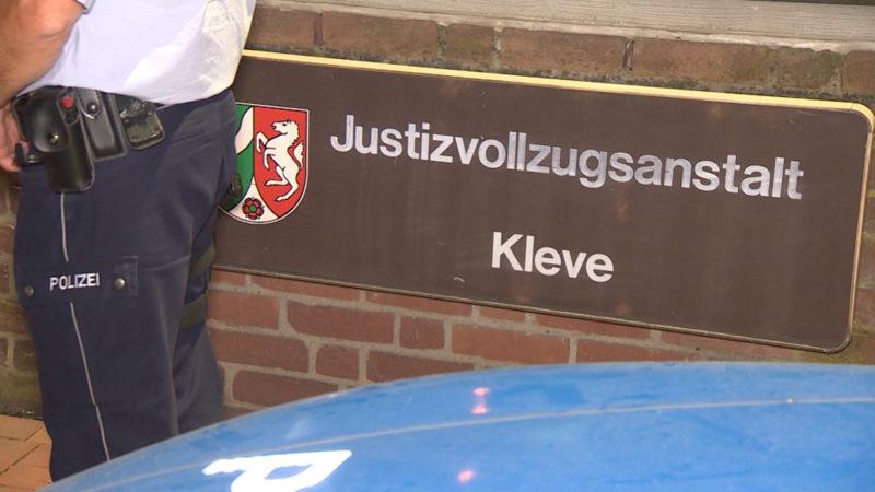 Brand in der JVA Kleve: Landtag setzt Untersuchungsausschuss ein (Foto: SAT.1 NRW)