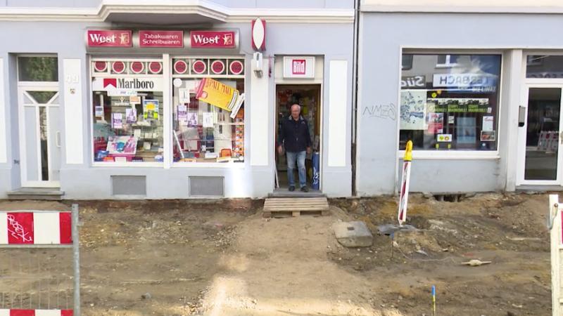 Kiosk vor dem Aus (Foto: SAT.1 NRW)