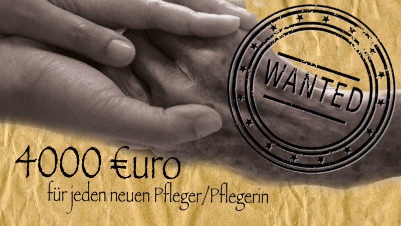 4000 Euro Prämie für Pflegekräfte (Foto: SAT.1 NRW)