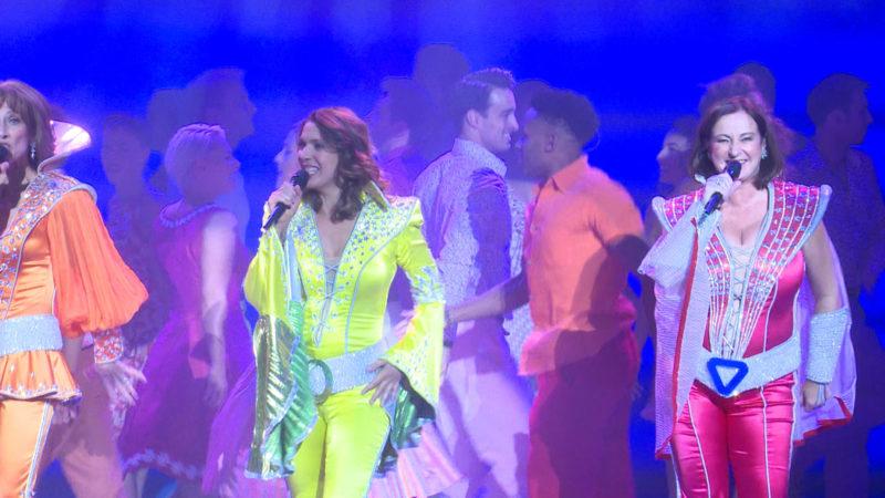Mamma Mia Musical - Premiere in Köln (Foto: SAT.1 NRW)