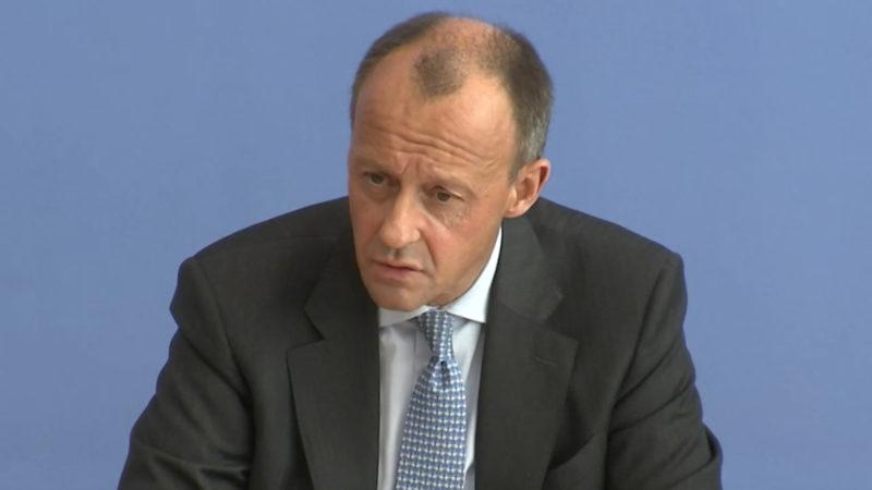 CDU-Parteivorsitz: Kandidaten-Karrussel (Foto: SAT.1 NRW)