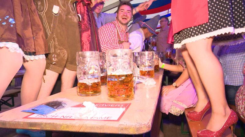 Oktoberfeste im Trend (Foto: SAT.1 NRW)