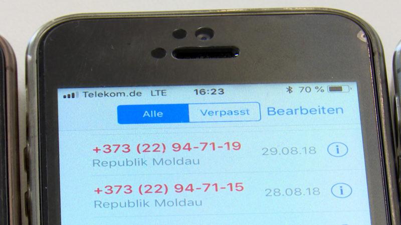 Achtung Abzocke (Foto: SAT.1 NRW)