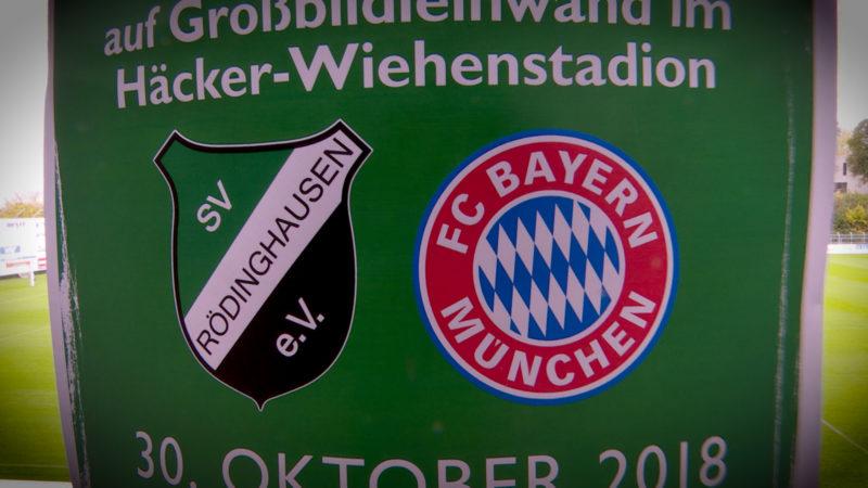SV Rödinghausen in DFB-Fieber (Foto: SAT.1 NRW)