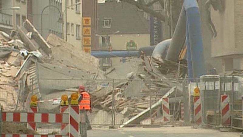 Köln: Stadtarchiv Urteil (Foto: SAT.1 NRW)