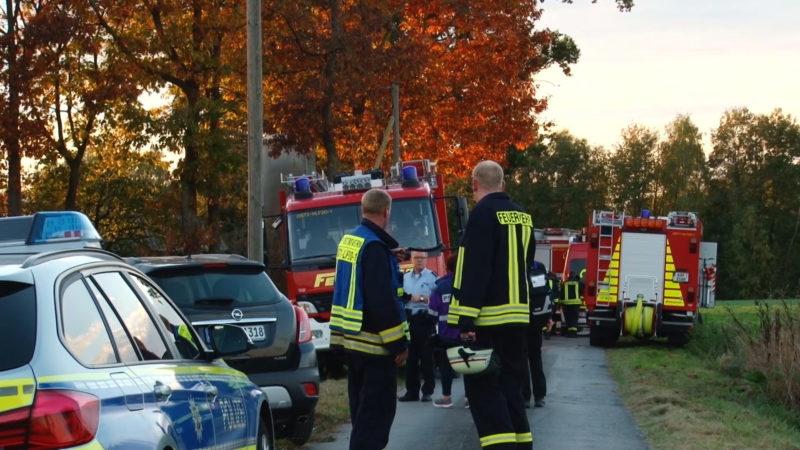 Schreckliche Tragödie (Foto: SAT.1 NRW)