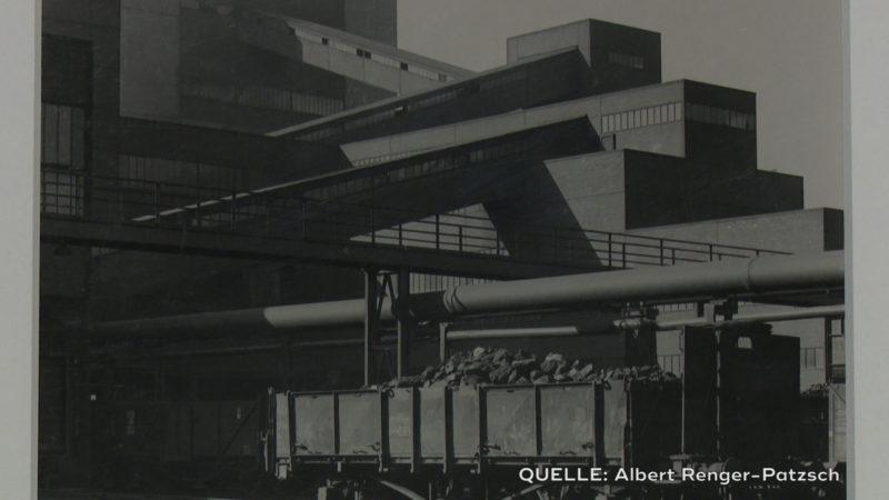 """""""Zeche Zollverein, 1932"""" (Foto: SAT.1 NRW)"""