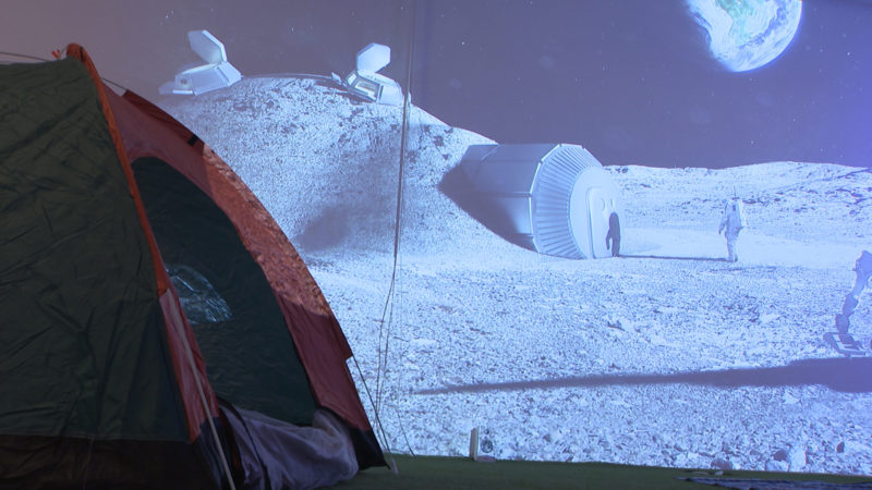 Campingausstellung (Foto: SAT.1 NRW)