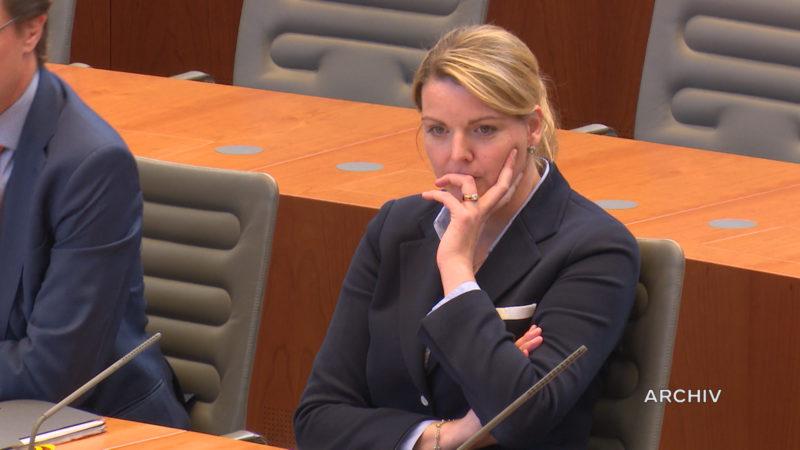 Untersuchungsausschuss gegen Christina Schulze Föcking startet (Foto: SAT.1 NRW)
