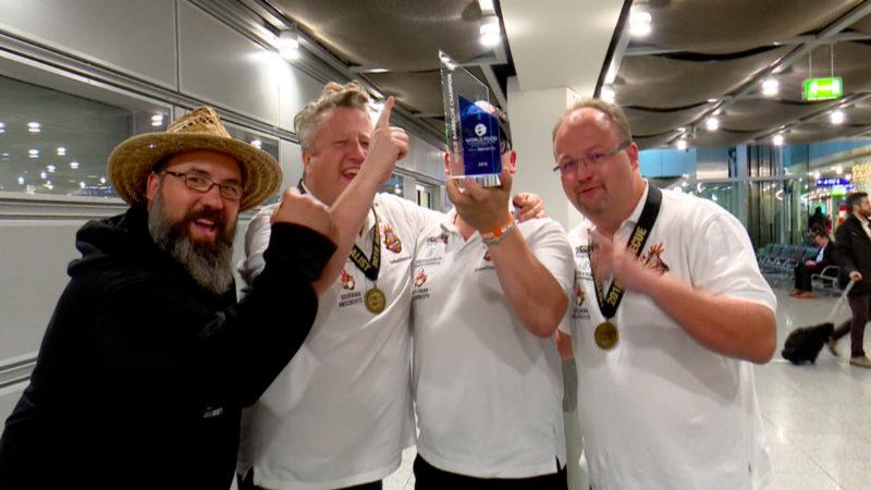 Weseler gewinnen Grill-WM (Foto: SAT.1 NRW)
