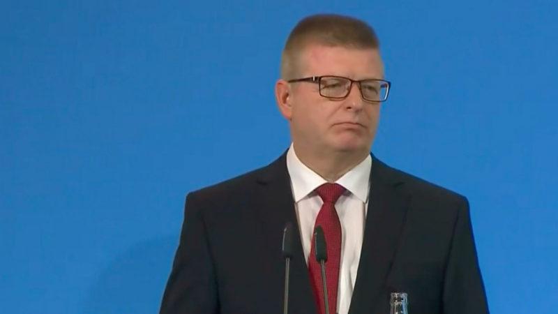 Wuppertaler wird Verfassungsschutz-Chef (Foto: SAT.1 NRW)