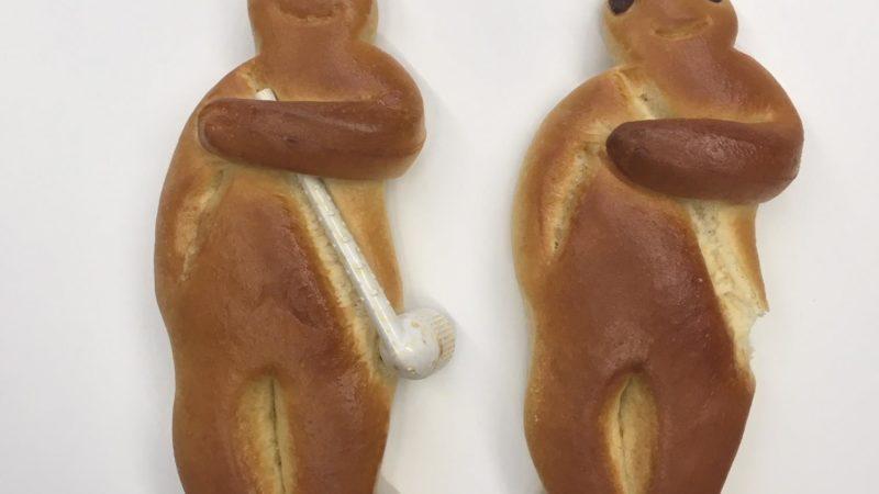 Tradition vor dem Aus: Weckmann ohne Pfeife! (Foto: SAT.1 NRW)