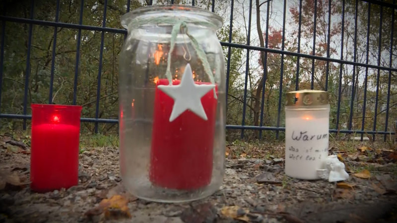 Totes Kind in Flüchtlingsheim entdeckt (Foto: SAT.1 NRW)