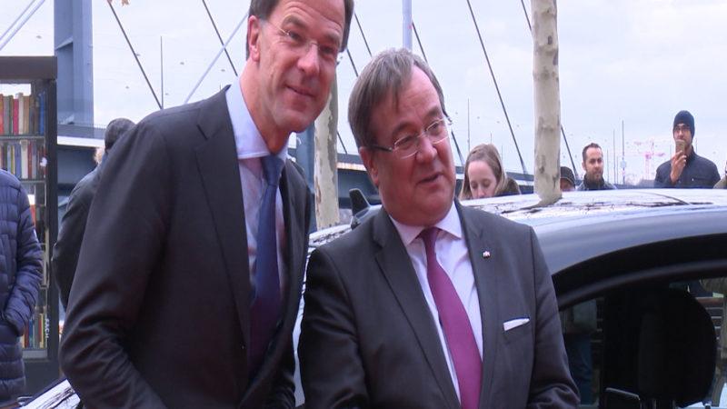 Deutschland trifft die Niederlande (Foto: SAT.1 NRW)