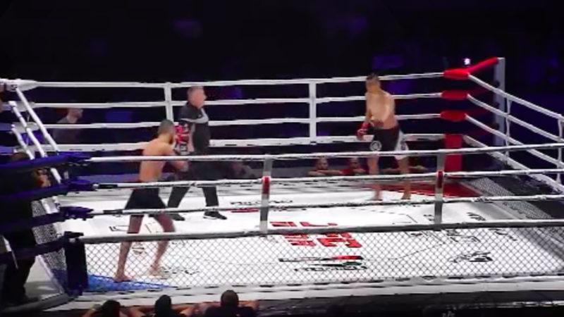 GEWINNSPIEL: 5x2 Tickets für die German MMA Championship in Köln (Foto: SAT.1 NRW)