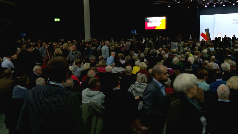 Regionalkonferenz (Foto: SAT.1 NRW)