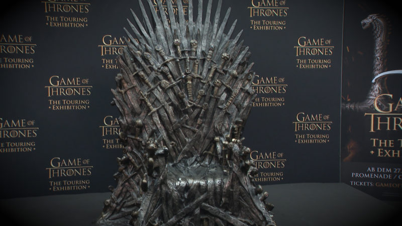 Game Of Thrones in Oberhausen (Foto: SAT.1 NRW)