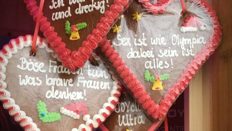 Kirche kritisiert Weihnachtsmärkte (Foto: SAT.1 NRW)