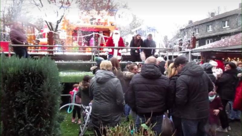 Weihnachtswelt vor dem Aus (Foto: SAT.1 NRW)