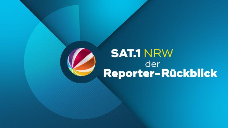 Jahresrückblick unserer Reporter (Foto: SAT.1 NRW)